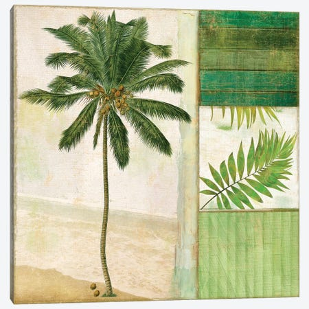 Paradise II 3-Piece Canvas #CBY706} by Color Bakery Canvas Wall Art