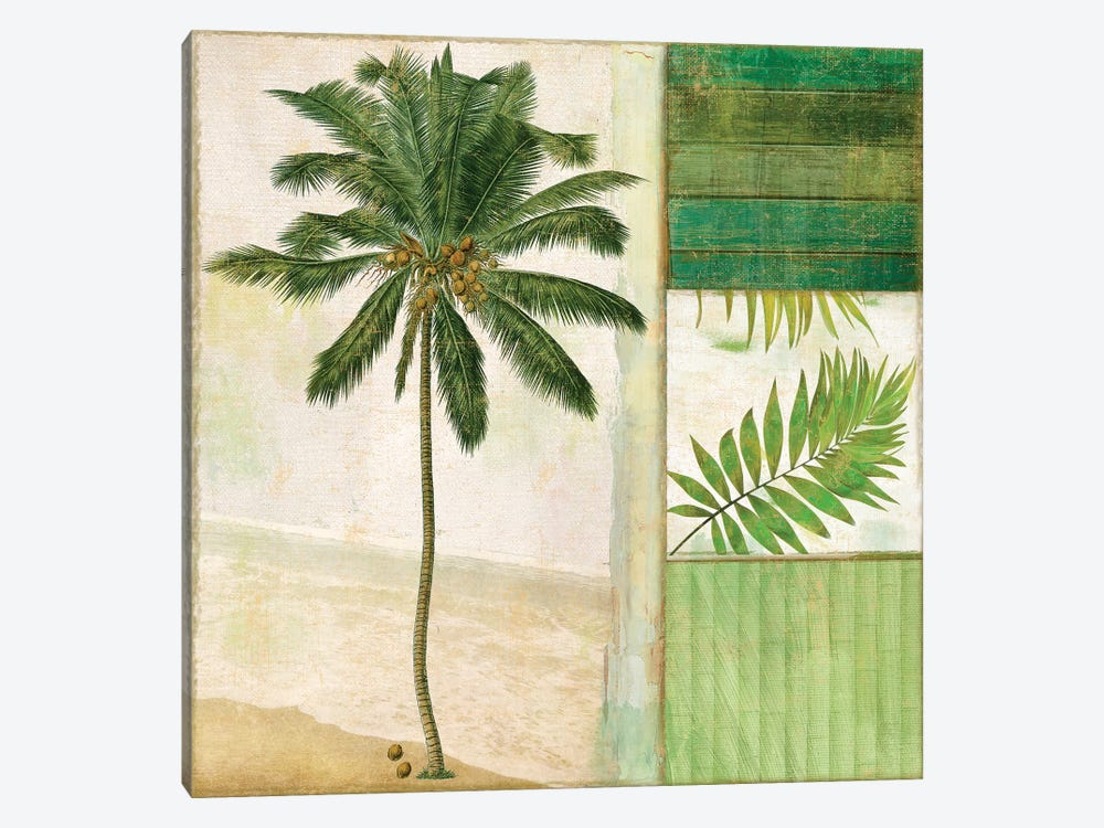 Paradise II by Color Bakery 1-piece Art Print