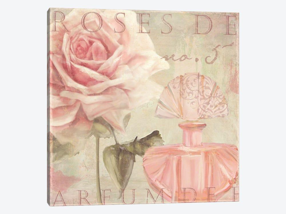 Parfum de Roses I by Color Bakery 1-piece Canvas Artwork