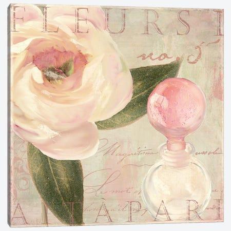 Parfum de Roses II Canvas Print #CBY708} by Color Bakery Canvas Art Print