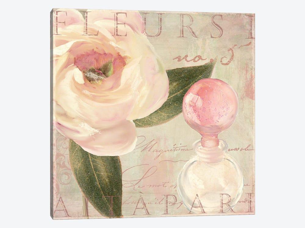 Parfum de Roses II by Color Bakery 1-piece Canvas Art Print