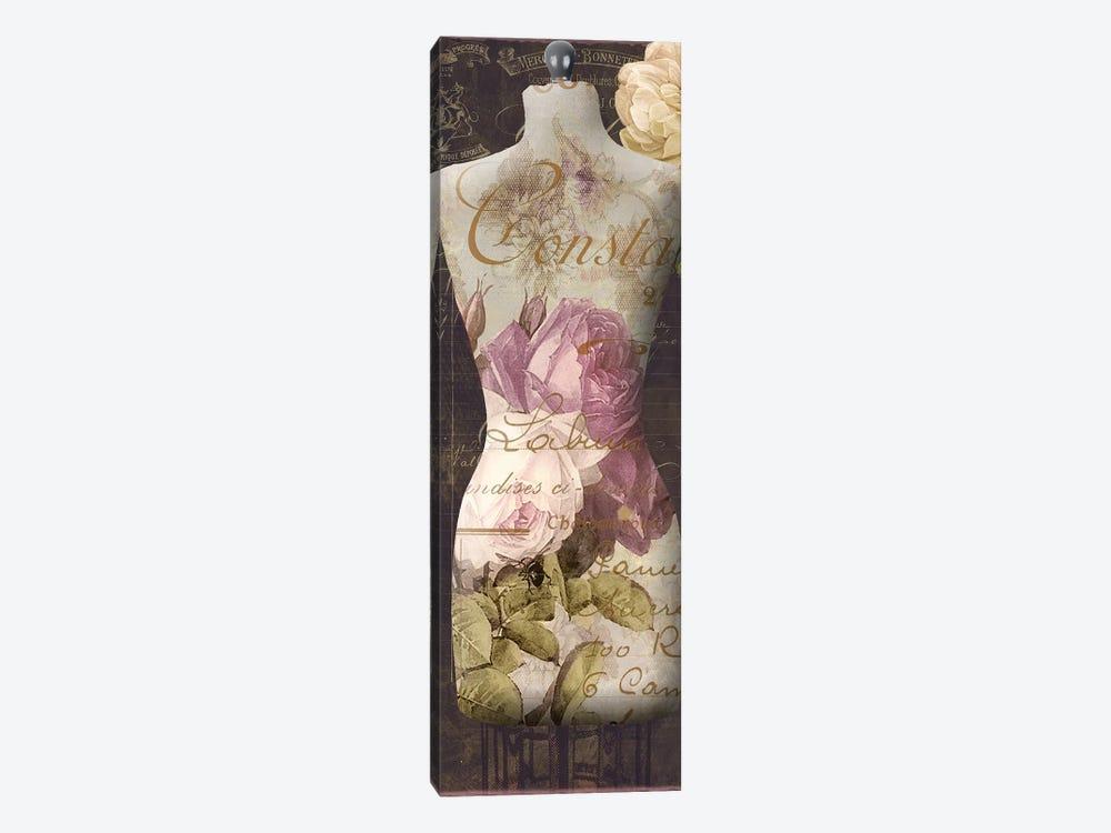 Paris Seamstress III by Color Bakery 1-piece Canvas Art Print
