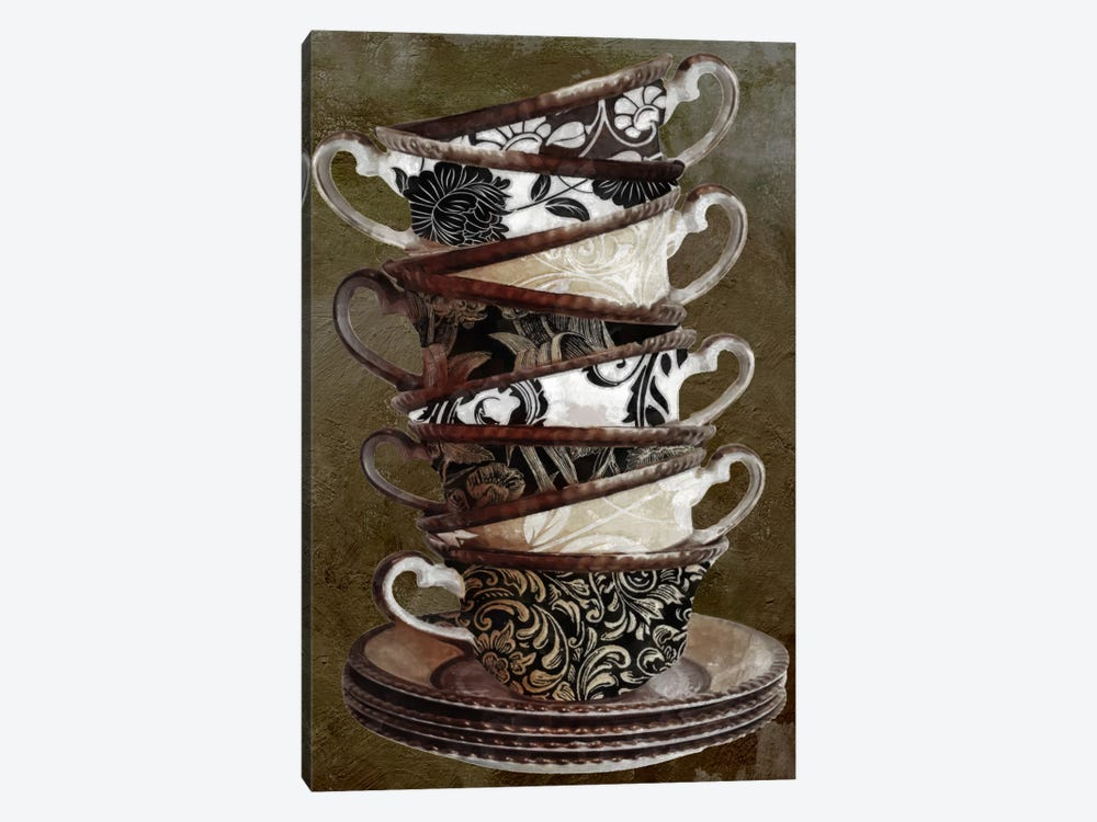 Afternoon Tea I by Color Bakery 1-piece Canvas Art Print