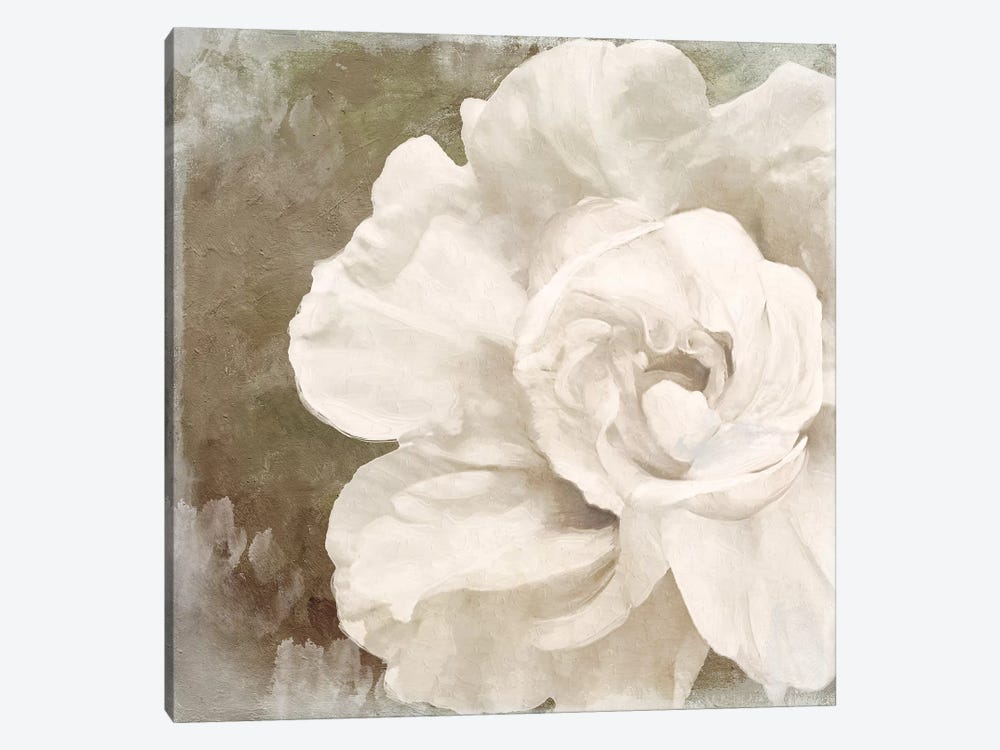 Petals Impasto II 1-piece Canvas Artwork