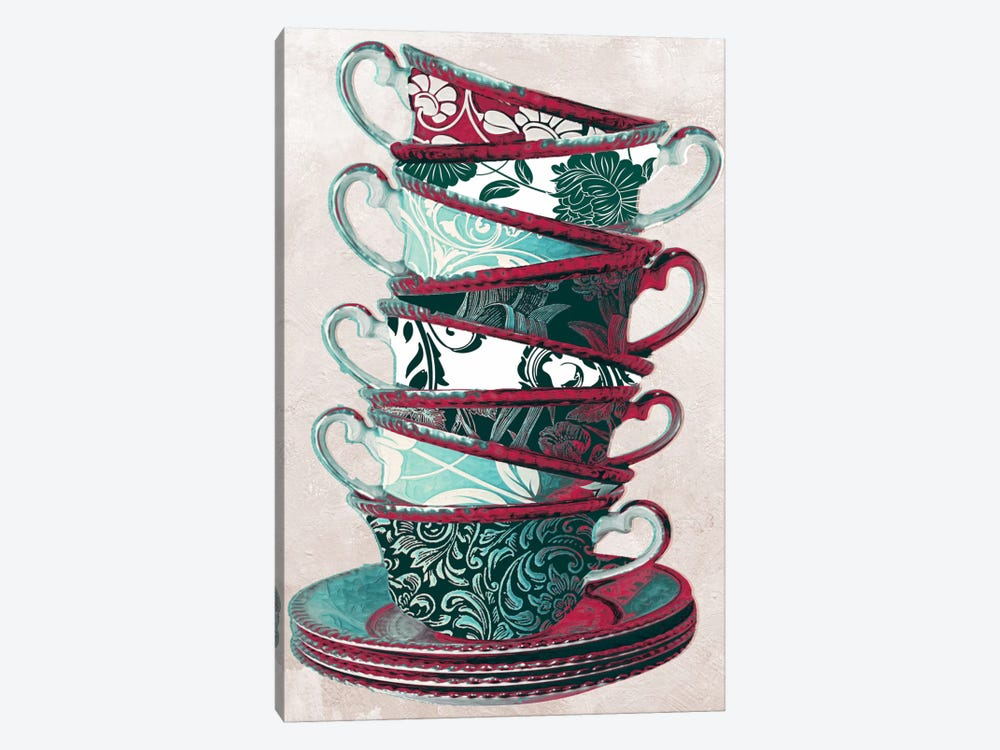 Afternoon Tea II by Color Bakery 1-piece Canvas Artwork