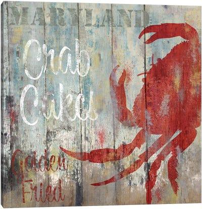 Resturant Seafood II Canvas Art Print