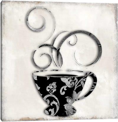 Silver Brewed II Canvas Art Print