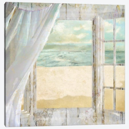 Summer Me I Canvas Print #CBY934} by Color Bakery Art Print