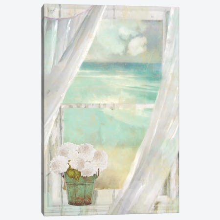 Summer Me II Canvas Print #CBY935} by Color Bakery Art Print