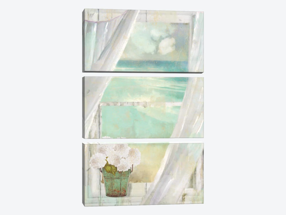Summer Me II by Color Bakery 3-piece Canvas Artwork