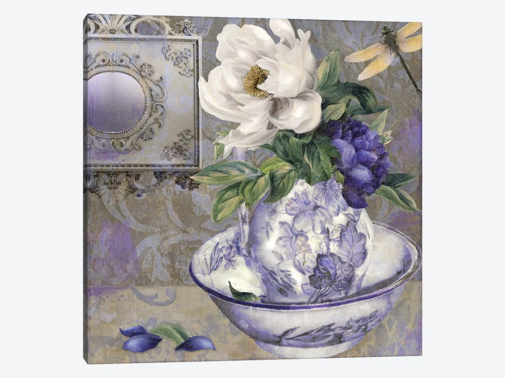 Tableaux I by Color Bakery 1-piece Canvas Wall Art