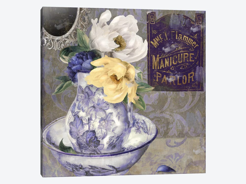 Tableaux II by Color Bakery 1-piece Canvas Art Print