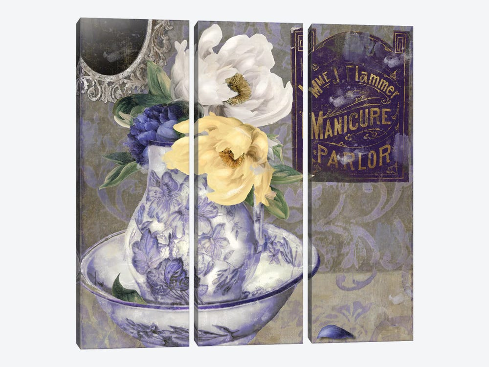 Tableaux II by Color Bakery 3-piece Art Print