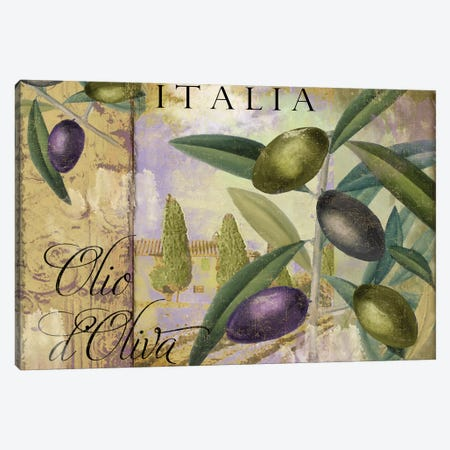 Toscana I Canvas Print #CBY968} by Color Bakery Canvas Art Print