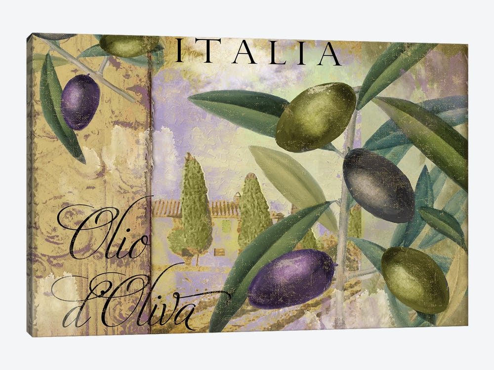 Toscana I by Color Bakery 1-piece Canvas Wall Art