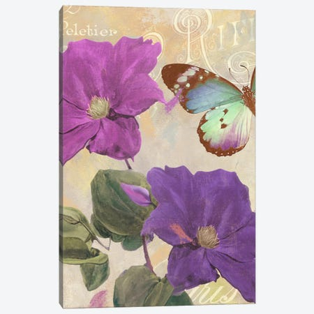 Amethyste Canvas Print #CBY96} by Color Bakery Canvas Print
