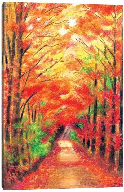 Autumn Fall Canvas Art Print
