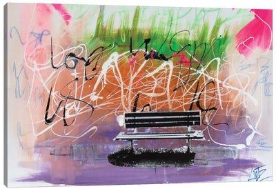 Tags Canvas Art Print