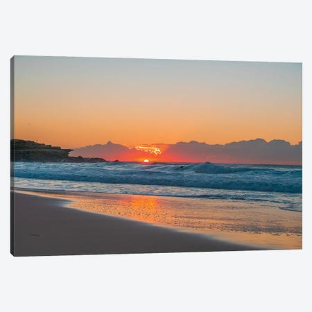 Golden Hour Canvas Print #CCD103} by Charlotte Curd Canvas Print