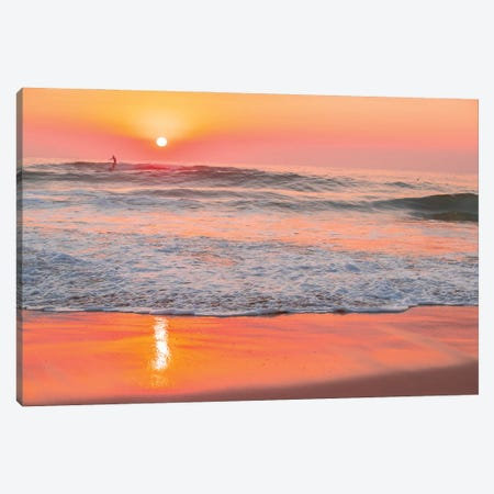 Usual Canvas Print #CCD104} by Charlotte Curd Canvas Artwork