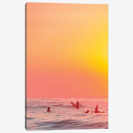 First Light Canvas Print #CCD107} by Charlotte Curd Canvas Artwork