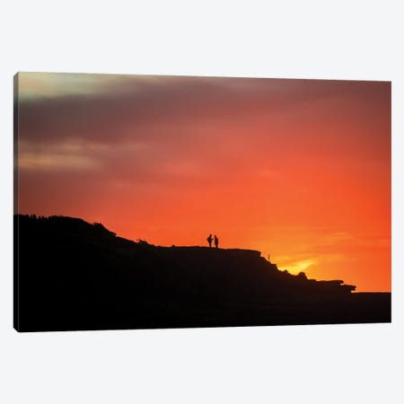 Figure Features Canvas Print #CCD113} by Charlotte Curd Canvas Wall Art