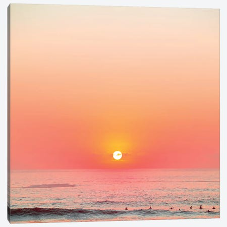 Morning Light Canvas Print #CCD17} by Charlotte Curd Canvas Print