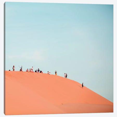 Ants Canvas Print #CCD21} by Charlotte Curd Art Print