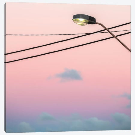 Above The Cloud Canvas Print #CCD22} by Charlotte Curd Art Print