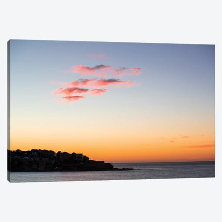 Crispy Nights Canvas Print #CCD27} by Charlotte Curd Canvas Wall Art