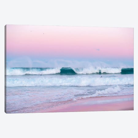 Light Seas 3-Piece Canvas #CCD30} by Charlotte Curd Canvas Wall Art