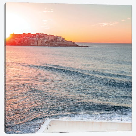 Bondi Bliss Canvas Print #CCD47} by Charlotte Curd Canvas Artwork