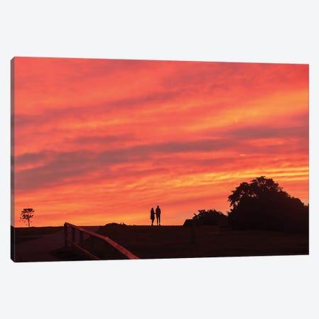 Frontyard Canvas Print #CCD53} by Charlotte Curd Canvas Artwork