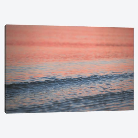Mini Ripples Canvas Print #CCD59} by Charlotte Curd Canvas Art