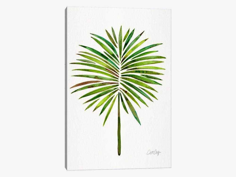 Fan Palm I by Cat Coquillette 1-piece Art Print