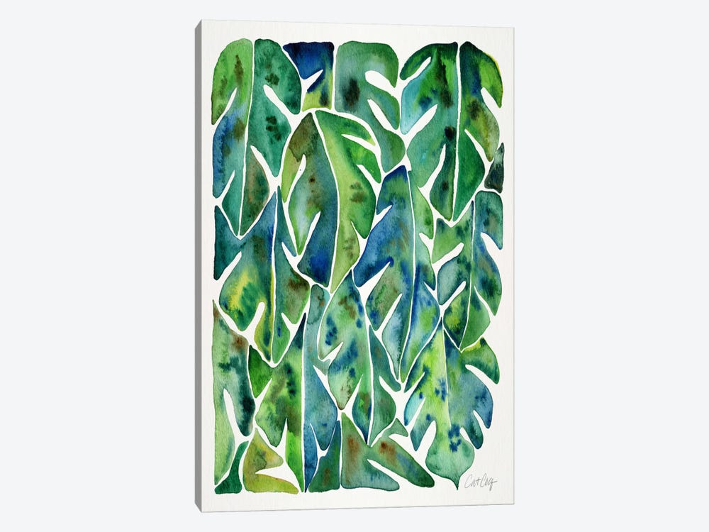 Philodendron I by Cat Coquillette 1-piece Art Print