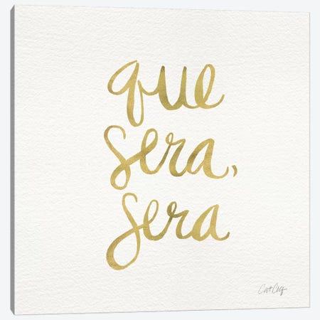 Que Sera Sera III Canvas Print #CCE243} by Cat Coquillette Canvas Art Print