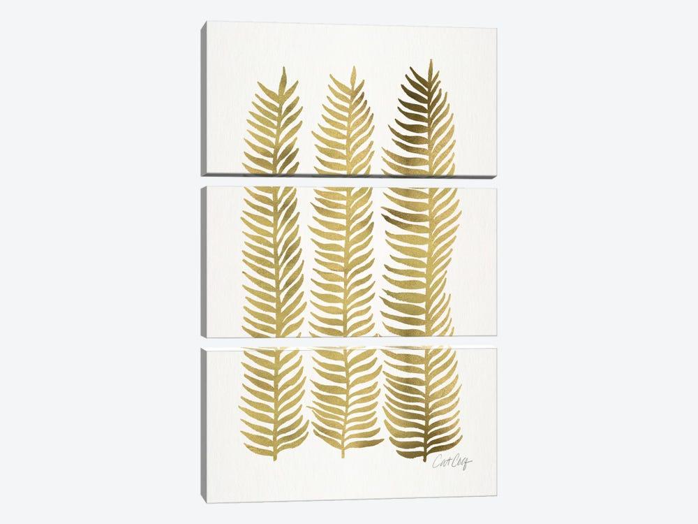 Stem Trio I by Cat Coquillette 3-piece Art Print
