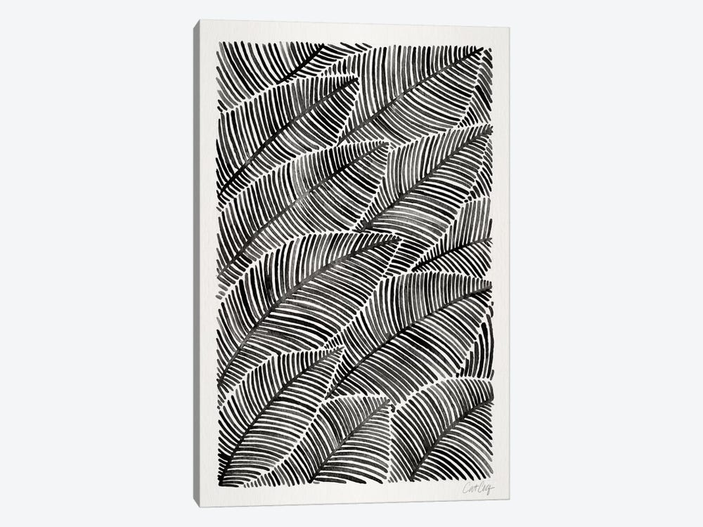 Tropical Leaves I by Cat Coquillette 1-piece Canvas Wall Art