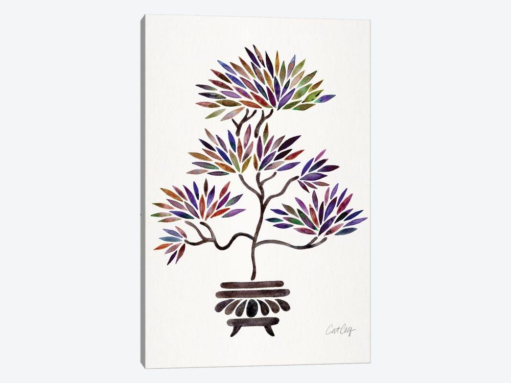 Vintage Bonsai by Cat Coquillette 1-piece Art Print
