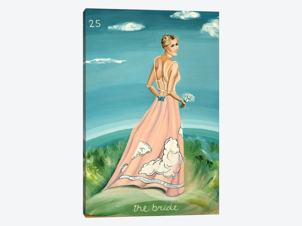 The Bride by CeCe Guidi 1-piece Art Print