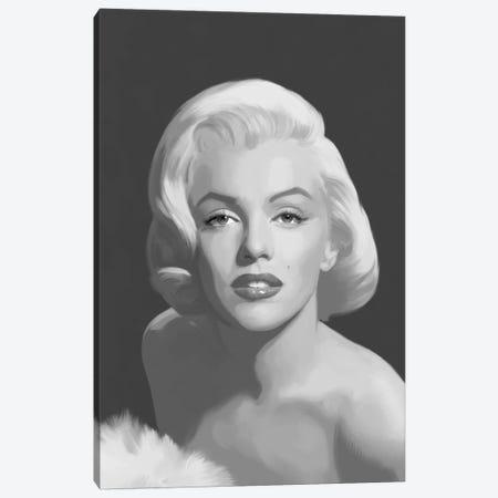 Classic Beauty 3-Piece Canvas #CCI9} by Chris Consani Canvas Print