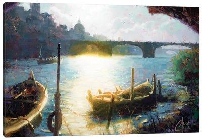 Secrets Of Florence Canvas Art Print