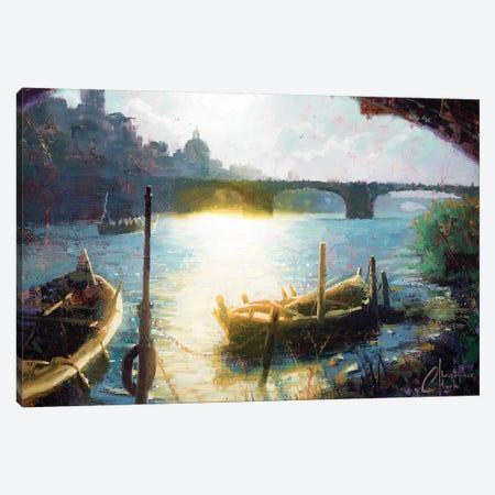 Secrets Of Florence Canvas Print #CCK122} by Christopher Clark Canvas Art Print