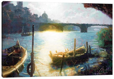 Secrets Of Florence Canvas Art Print