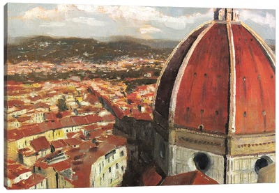 Florence, Italy - Il Duomo Canvas Art Print