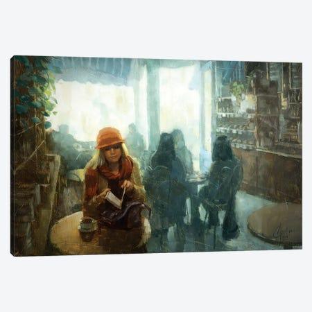 Journal Canvas Print #CCK36} by Christopher Clark Canvas Artwork