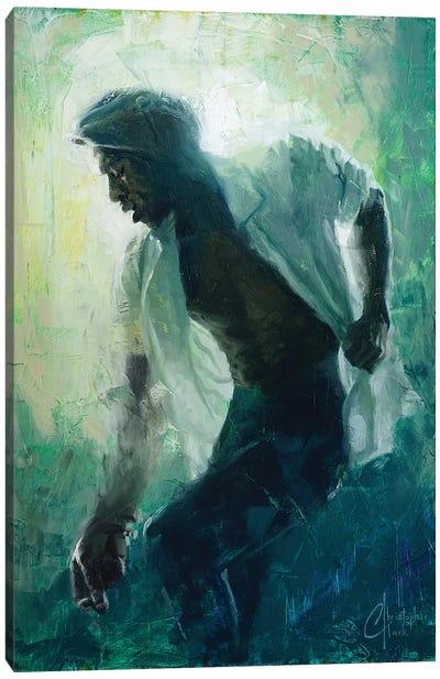 Pure Rhythm Canvas Art Print