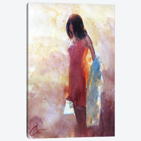 Soft Beauty Canvas Print #CCK63} by Christopher Clark Canvas Art