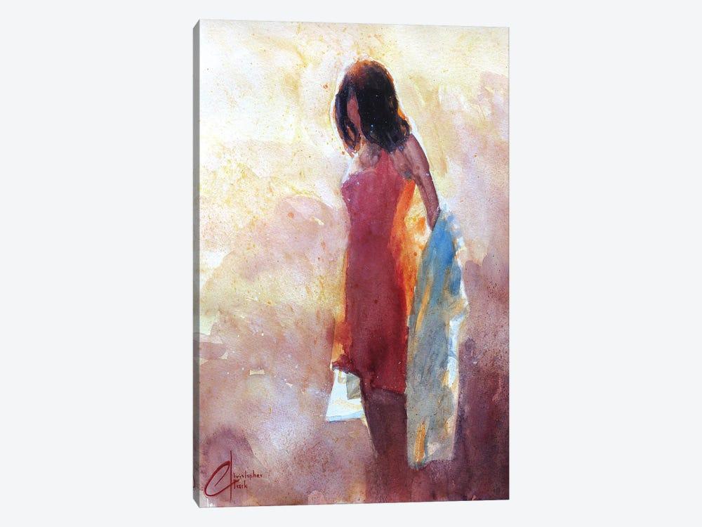 Soft Beauty by Christopher Clark 1-piece Canvas Print